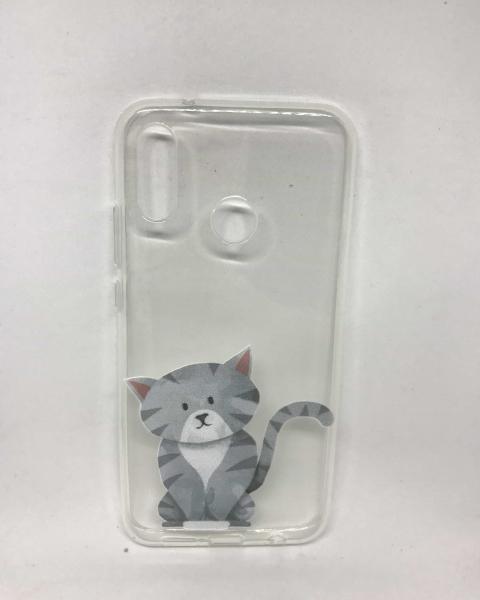 Husa Cat Huawei P20 Lite 0