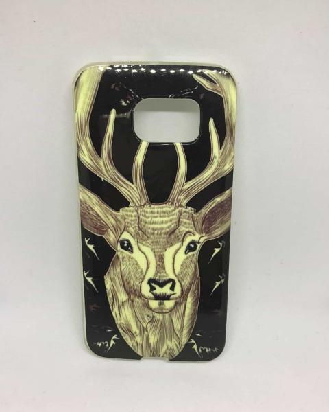 Husa Deer Samsung Galaxy S6 Edge 0
