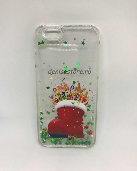 Husa Christmas Boot iPhone 6/6s 0