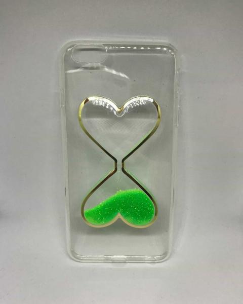 Husa Clepsidra Verde iPhone 6 Plus/ 6s Plus 0