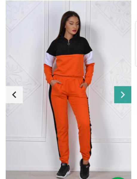 Compleu Black & Orange [0]