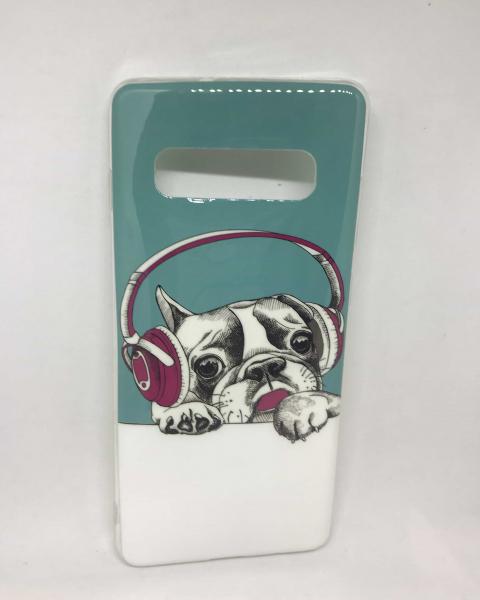 Husa Dog Samsung Galaxy S10 Plus 0