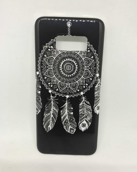 Husa Dreamcatcher Black Samsung Galaxy S8 0