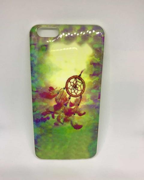Husa Dreamcatcher Green iPhone 6 Plus/ 6s Plus 0