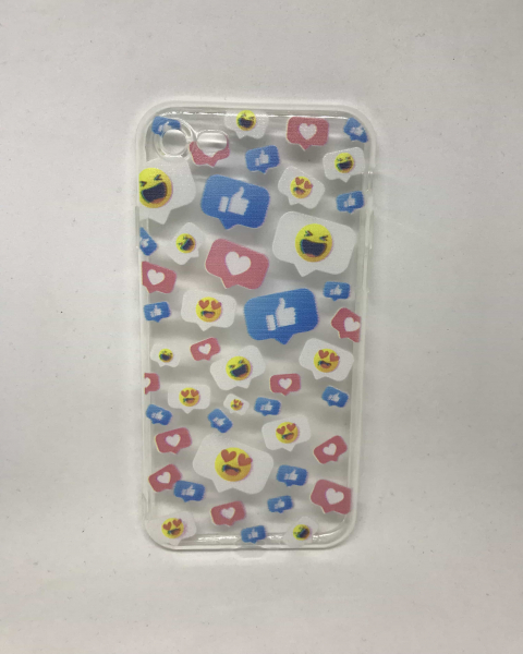 Husa Emoji iPhone 7 / iPhone 8 0