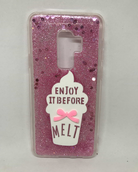 Husa Enjoy It Pink Samsung Galaxy S9 Plus 0