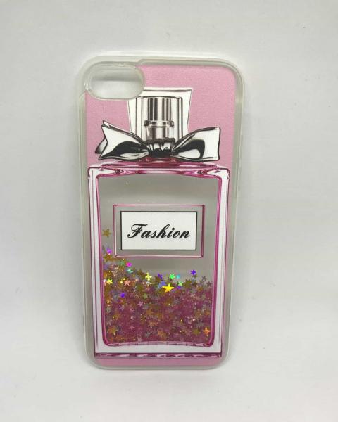 Husa Sclipici Lichid Parfum iPhone 7 / iPhone 8 0