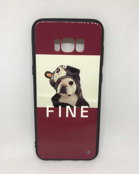 Husa Fine Dog Samsung Galaxy S8 Plus 0