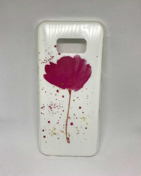 Husa Flower Splash Samsung Galaxy S8 Plus 0