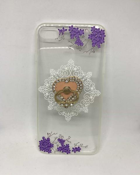 Husa Ring Flower iPhone 7 Plus / iPhone 8 Plus 0