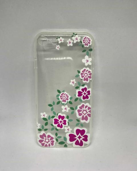 Husa Floricele iPhone 7 / iPhone 8 0