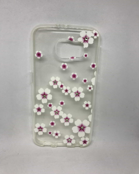 Husa Flowers Samsung Galaxy S6 0