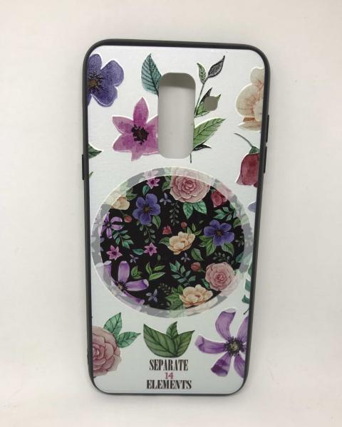 Husa Flower Element Samsung Galaxy A6 Plus 2018 [0]