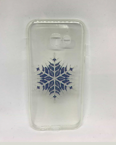Husa Snowflake Samsung Galaxy A5 2017 0