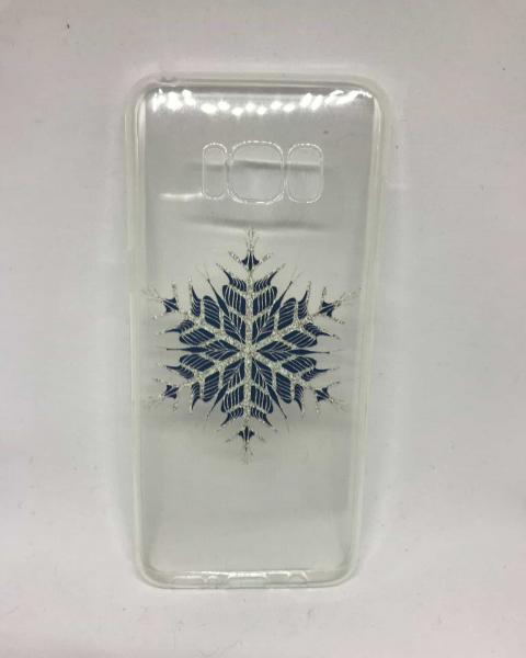 Husa Snowflake Samsung Galaxy S8 0