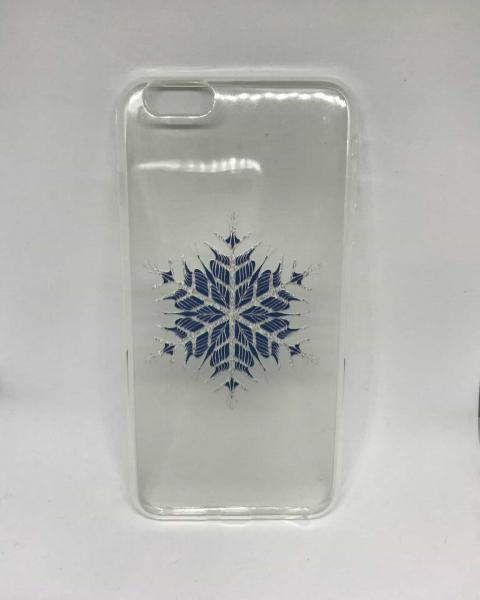 Husa Snowflake iPhone 6 Plus/ 6s Plus [0]
