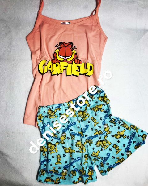 Pijama Garfield Blue 0