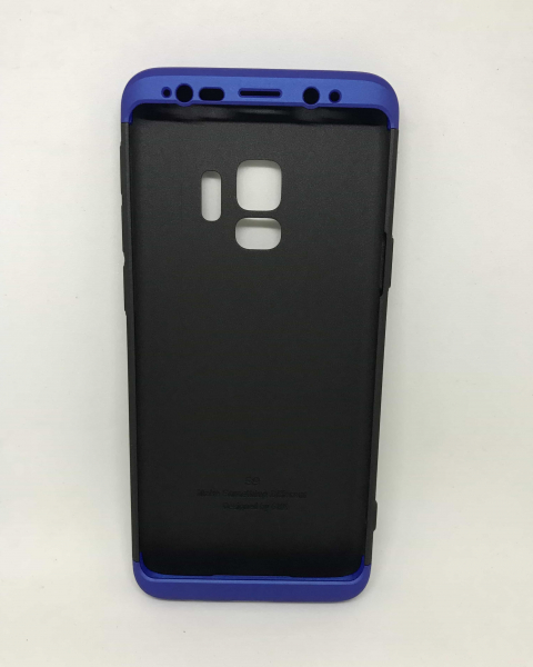 Husa 360 GKK Black & Blue Samsung Galaxy S9 0
