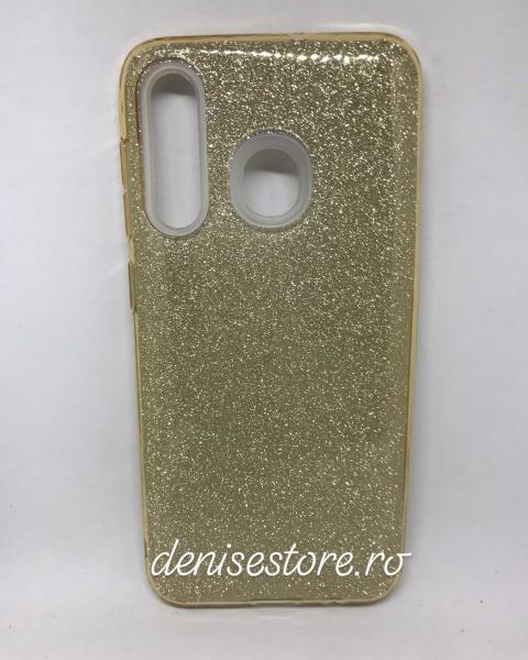 Husa Glitter Gold Samsung Galaxy A30s / A50 0