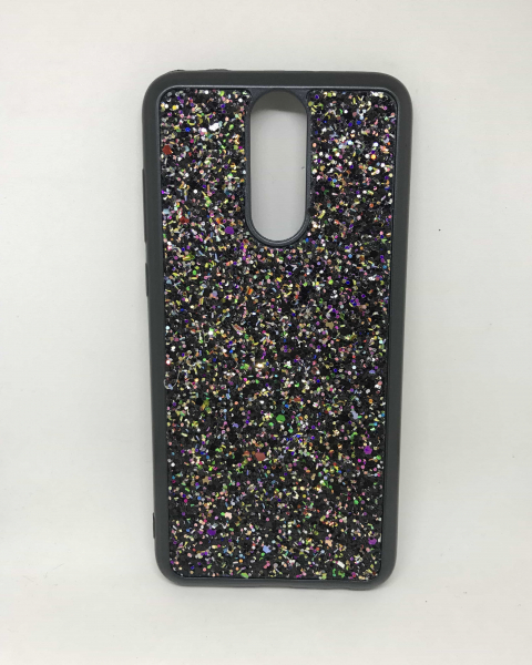 Husa Glitter Black New Huawei Mate 10 Lite 0