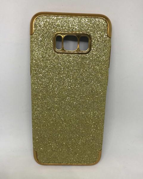 Husa Glitter Gold II Samsung Galaxy S8 Plus [0]