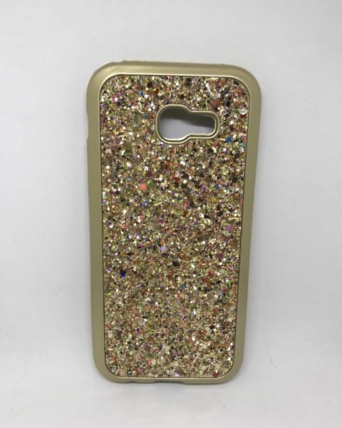 Husa Glitter Gold II Samsung Galaxy A5 2017 [0]