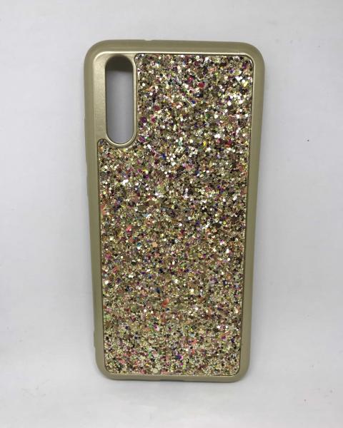 Husa Glitter Gold New Huawei P20 0