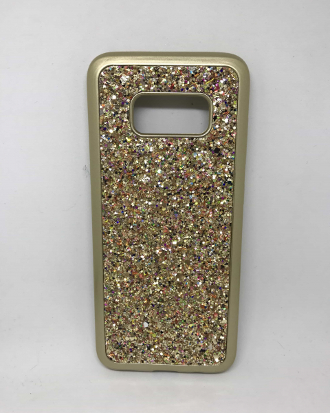 Husa Glitter Gold New Samsung Galaxy S8 0