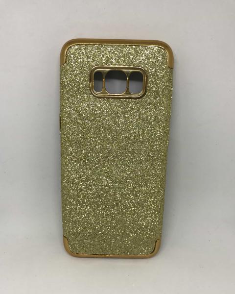 Husa Glitter Gold Samsung Galaxy S8 0