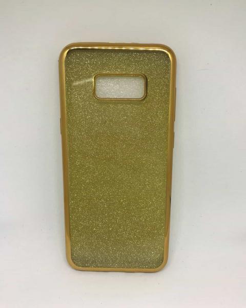 Husa Glitter Gold Samsung Galaxy S8 Plus 0