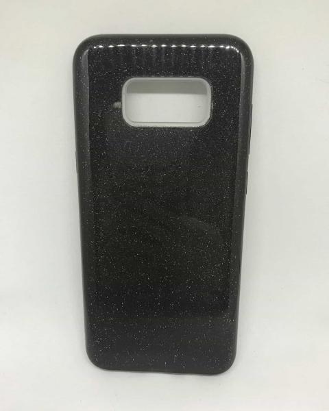 Husa Glitter Black Samsung Galaxy S8 Plus 0