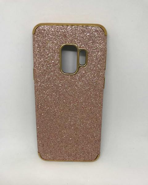 Husa Glitter Rose Samsung Galaxy S9 0