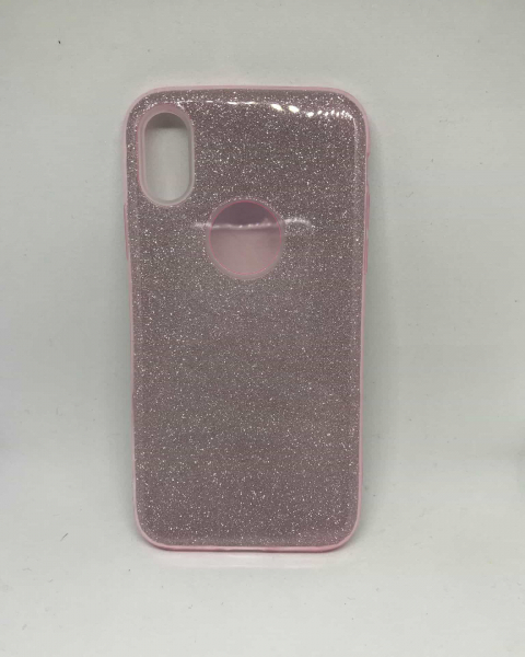 Husa Glitter Rose iPhone X / XS 0
