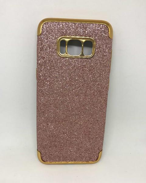 Husa Glitter Rose Samsung Galaxy S8 0