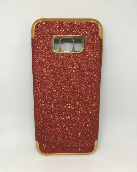 Husa Glitter Red Samsung Galaxy S8 Plus 0
