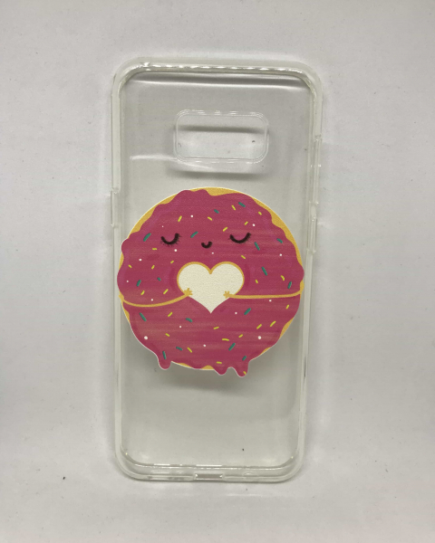 Husa Heart Donut Samsung Galaxy S8 Plus 0