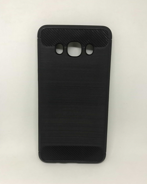Husa Carbon Black Samsung Galaxy J5 2016 0