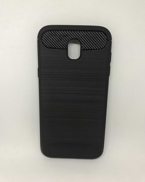 Husa Carbon Black Samsung Galaxy J5 2017 [0]