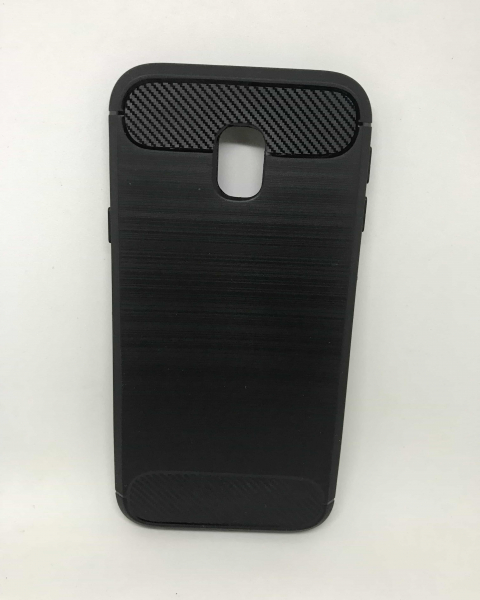 Husa Carbon Black Samsung Galaxy J3 2017 0