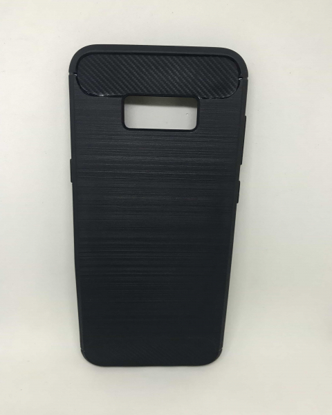 Husa Carbon Black Samsung Galaxy S8 Plus 0