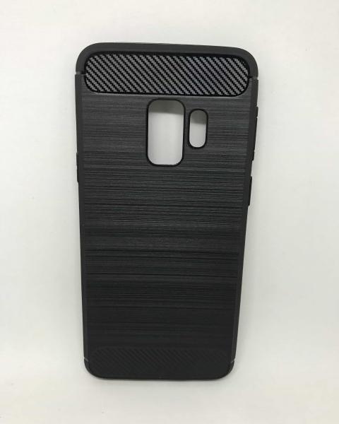 Husa Carbon Black Samsung Galaxy S9 0