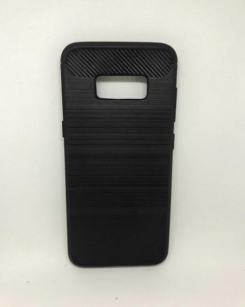 Husa Carbon Black Samsung Galaxy S8 0