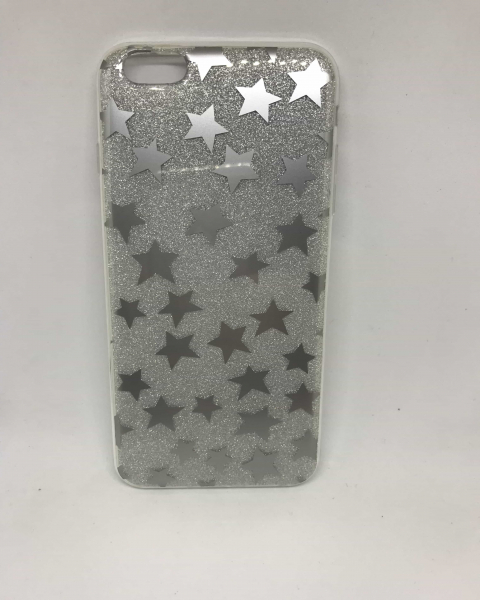 Husa Silver Stars iPhone 6 Plus/ 6s Plus 0