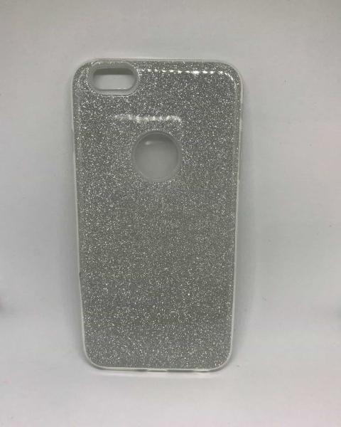 Husa Glitter Silver iPhone 6 Plus/ 6s Plus 0