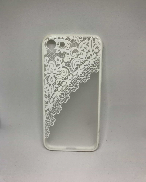 Husa Half Henna White iPhone 7 / iPhone 8 [0]