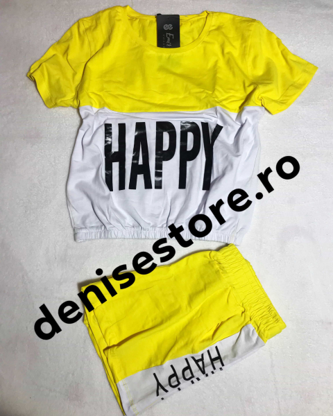 Compleu Happy Yellow 0