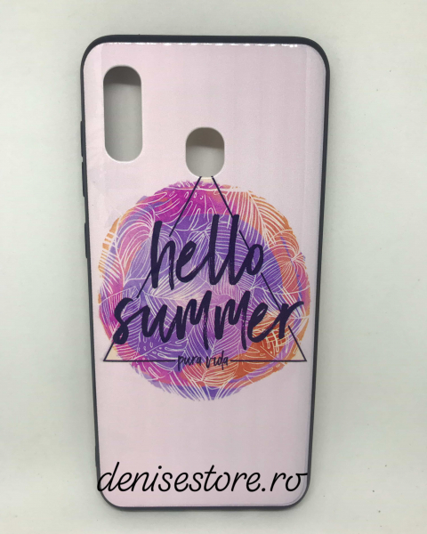 Husa Hello Summer Samsung Galaxy A30 [0]