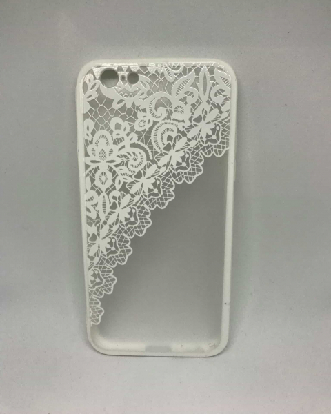 Husa Half Henna White iPhone 6/6s [0]