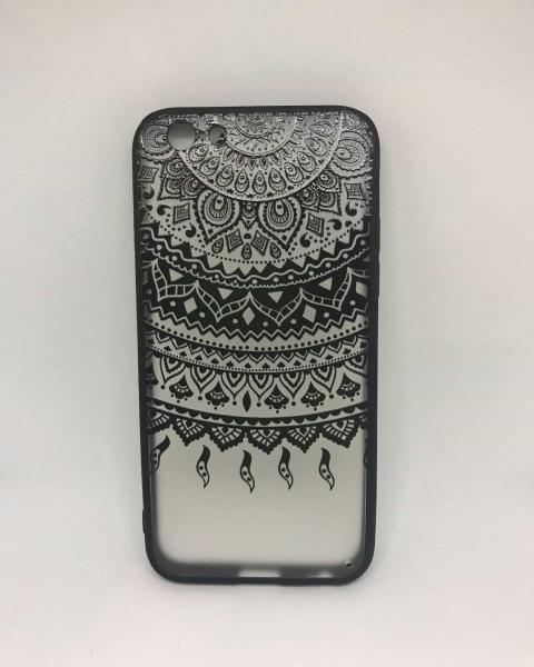 Husa Henna Black iPhone 6/6s 0