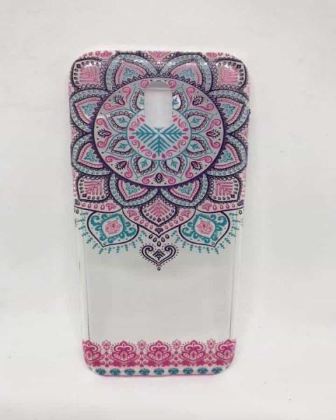 Husa Henna Pink Samsung Galaxy J7 2017 0